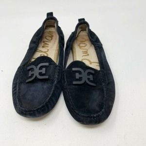 Sam Edelman Farrell Driving suede Moccasin Sz 7/37